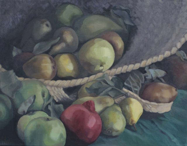 Fruit with Basket